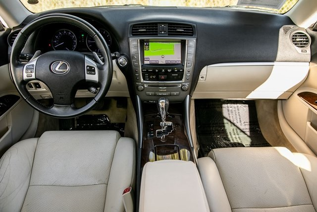 Pre-Owned 2014 Lexus IS 250 C